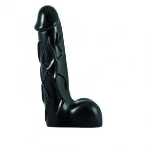 דילדו ריאליסטי שחור - 9