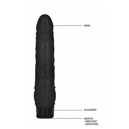 טורפדו שחור