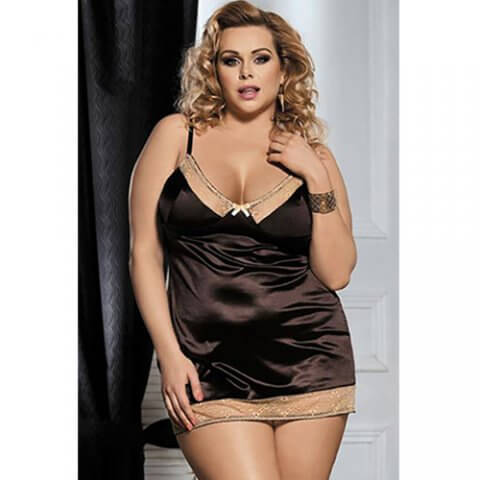 הלבשה תחתונה סקסית למידות גדולות
